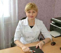 Старша медична сестра Шавкутенко Олена Павлівна вища категорія