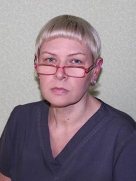 Шмакова Ірина Володимирівна
